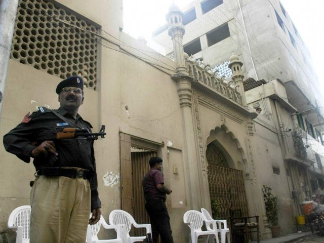 Ahmadis say their community is facing dire threat. PHOTO: EXPRESS/FILE