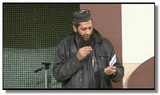 Imam Suliman Gani: Pleaded with Tooting businessman