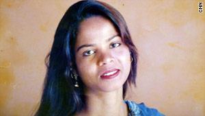 Asia Bibi, a Christian, was sentenced to death for blasphemy of Islam - judicial proceedings could take years.
