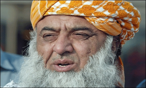 Fazl demands Blasphemy Law bill removal