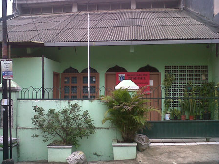 Ahmadiyah Masjid, Duren Sawit, Indonesia