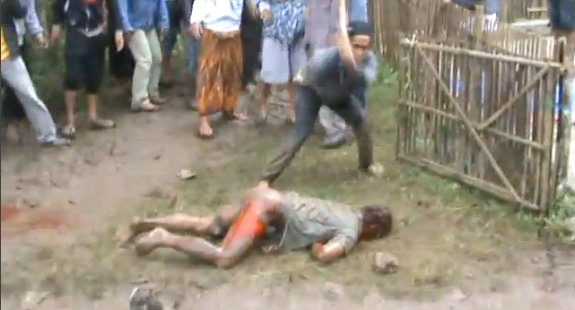 Mob lynching of Indonesian Ahmadis