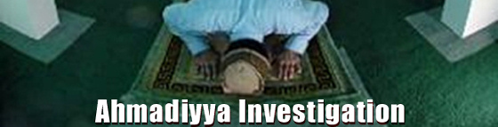 Ahmadiyya Investigation